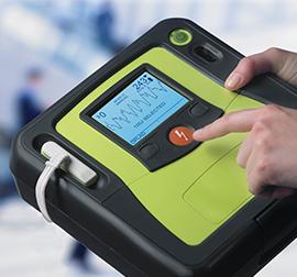 ZOLL AED Pro hjärtstartare