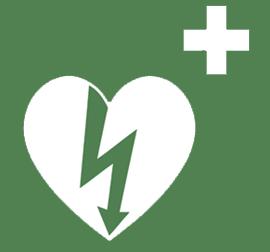 Registrera hjärtstartare