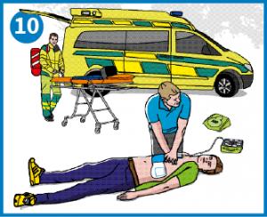 10 - Apusi voi pelastaa hengen