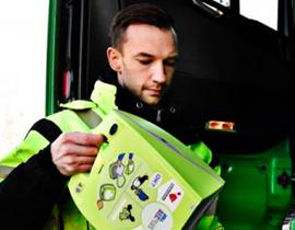 Lastbilen kan rädda liv